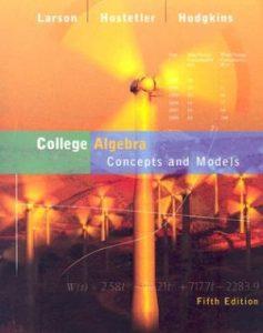 Baixar College algebra concepts models, custom publicatio pdf, epub, eBook
