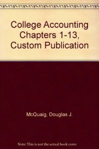 Baixar College accounting chapters 1-13, custom publicati pdf, epub, ebook
