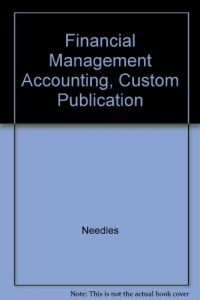 Baixar Financial management accounting, custom publicatio pdf, epub, ebook