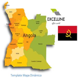 Baixar Mapas Dinâmicos Excel – Angola pdf, epub, ebook