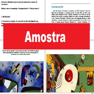 Baixar Atividade pedagógica com Música e Artes Visuais: Joan Miró e a paisagem sonora pdf, epub, ebook