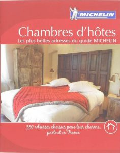 Baixar Michelin chambres d'hote pdf, epub, eBook