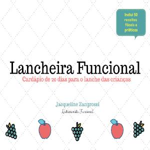 Baixar Lancheira Funcional pdf, epub, ebook