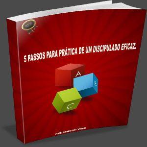 Baixar 5 PASSOS PARA PRÁTICA DE UM DISCIPULADO EFICAZ pdf, epub, ebook