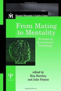 Baixar From mating to mentality pdf, epub, ebook