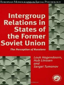 Baixar Intergroup relations in states of the former sovie pdf, epub, ebook