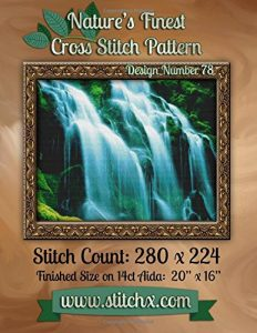 Baixar Natures finest cross stitch pattern pdf, epub, eBook