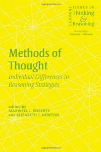 Baixar Methods of thought pdf, epub, ebook