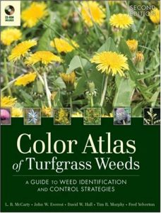 Baixar Color atlas of turfgrass weeds pdf, epub, eBook