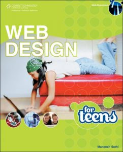 Baixar Web design for teens pdf, epub, eBook