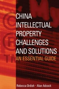 Baixar China intellectual property – challenges pdf, epub, eBook