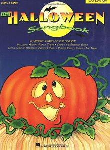 Baixar Halloween songbook for easy piano pdf, epub, eBook