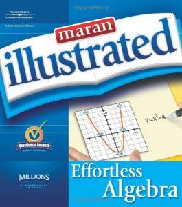 Baixar Maran illustrated effortless algebra pdf, epub, ebook