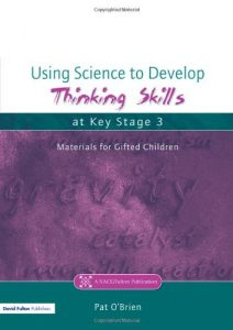 Baixar Using science to develop thinking skills at key st pdf, epub, eBook