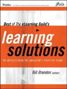 Baixar Best of the elearning guild's learning solutions pdf, epub, eBook