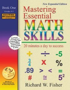 Baixar Mastering essential math skills book 1 grades 4/5 pdf, epub, eBook