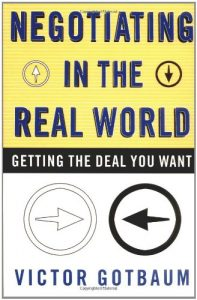Baixar Negotiating in the real world – getting the deal y pdf, epub, eBook