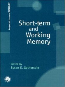 Baixar Short-term and working memory pdf, epub, eBook