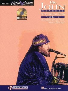 Baixar Dr. john teaches new orleans piano, v.1 pdf, epub, eBook