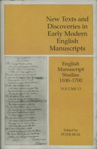 Baixar English manuscript studies pdf, epub, ebook