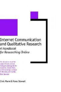 Baixar Internet communication and qualitative research pdf, epub, ebook