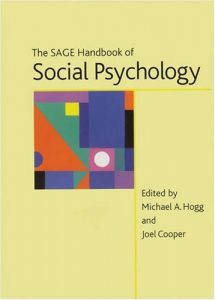 Baixar Sage handbook of social psychology, the pdf, epub, eBook