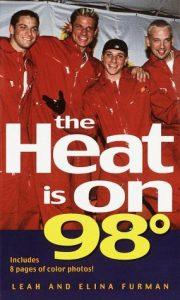 Baixar Heat is on – 98 degrees pdf, epub, ebook