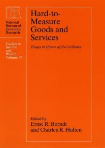 Baixar Hard-to-measure goods and services pdf, epub, ebook