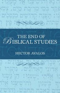 Baixar End of biblical studies, the pdf, epub, eBook