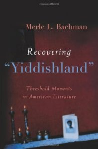 Baixar Recovering yiddishland pdf, epub, ebook