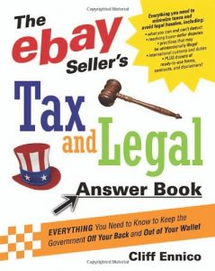 Baixar Ebay sellers tax and legal answer book, the pdf, epub, eBook