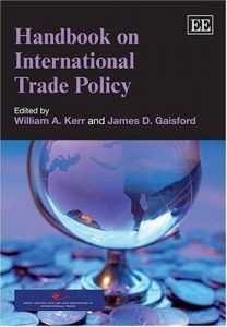 Baixar Handbook on international trade policy pdf, epub, eBook