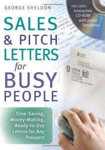 Baixar Sales & pitch letters for busy people pdf, epub, eBook