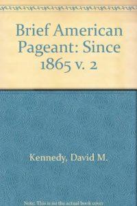 Baixar Brief american pageant pdf, epub, eBook