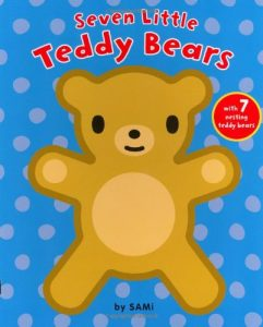 Baixar Seven little teddy bears pdf, epub, eBook