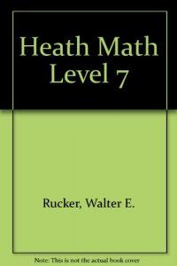 Baixar Heath math level 7 pdf, epub, eBook
