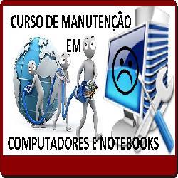 Baixar CURSO DE  MANUTENÇÃO EM COMPUTADORES pdf, epub, ebook