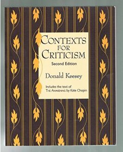 Baixar Contexts for criticism pdf, epub, ebook