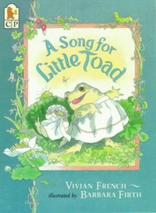 Baixar Song for little toad pdf, epub, ebook