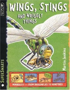 Baixar Wings, stings and wriggly things pdf, epub, ebook