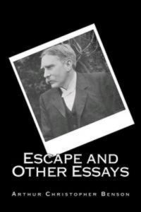 Baixar Escape and other essays pdf, epub, eBook