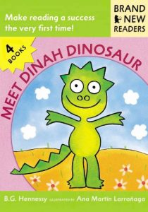 Baixar Meet dinah dinosaur pdf, epub, ebook