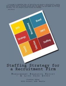 Baixar Staffing strategy for a recruitment firm pdf, epub, eBook