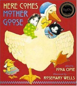 Baixar Here comes mother goose pdf, epub, eBook