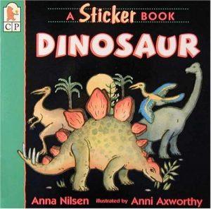 Baixar Dinosaur sticker book pdf, epub, ebook
