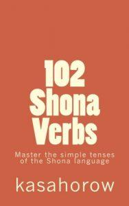 Baixar 102 shona verbs pdf, epub, eBook