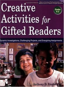 Baixar Creative activities for gifted readers, grades k-2 pdf, epub, eBook