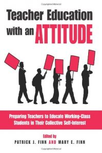 Baixar Teacher education with an attitude pdf, epub, ebook