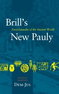 Baixar Brills new pauly pdf, epub, ebook