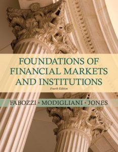 Baixar Foundations of markets and institutions pdf, epub, ebook